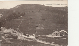 SAINT GERVAIS LES BAINS - COL DE LA VOZA - LA GARE Et LE PRARION -  Edition :GARDET De Annecy   N° 10 - Saint-Gervais-les-Bains