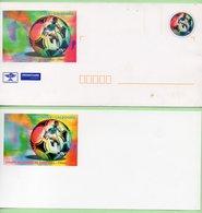 P.A.P. - NOUVELLE CALEDONIE - COUPE Du MONDE De FOOTBALL FRANCE 98 - NEUF - - Prêts-à-poster: Other (1995-...)