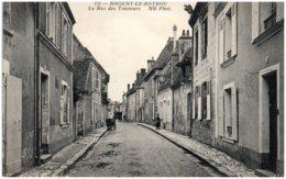 28 NOGENT-le-ROTROU - La Rue Des Tanneurs - Nogent Le Rotrou