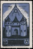 Nürnberg: Künstlerhaus Reklamemarke - Cinderellas