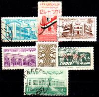 Siria-00087 - Valori Del 1959-60 (++/o) MNH/Used - Senza Difetti Occulti. - Siria