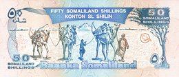 6211 -2019     BILLET BANQUE     SOMALIE - Somalie