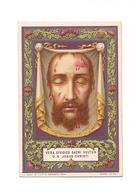 IMAGE PIEUSE VERA EFFIGIES SACRI VULTUS D.N. JESUS CHRISTI - (Boulet) - - Santini