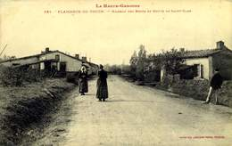 31 PLAISANCE-DU-TOUCH / HAMEAU DES BROTS ET ROUTE DE St-CLAR / A 430 - France