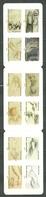 CARNET BC 1084 (1084-1095) Le Toucher Le Geste De La Main Doigt - Booklets