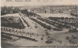 Malte Panorama Floriana - Malte