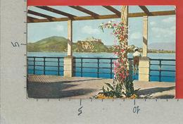 CARTOLINA NV ITALIA - ARONA (VB) - Lago Maggiore - Panorama - 9 X 14 - Verbania