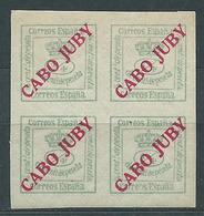 Cabo Juby Sueltos 1919 Edifil 5 ** Mnh - Kaap Juby