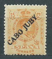 Cabo Juby Sueltos 1922 Edifil 20A ** Mnh - Kaap Juby