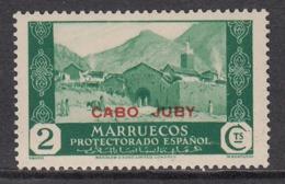 Cabo Juby Sueltos 1934 Edifil 68 ** Mnh - Kaap Juby