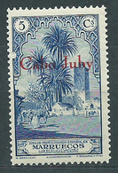 Cabo Juby Sueltos 1934 Edifil 52 * Mh - Cabo Juby