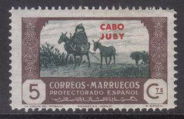 Cabo Juby Sueltos 1944 Edifil 140 ** Mnh - Kaap Juby