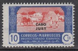 Cabo Juby Sueltos 1944 Edifil 141 ** Mnh - Kaap Juby