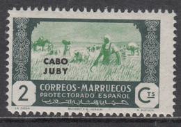 Cabo Juby Sueltos 1944 Edifil 139 ** Mnh - Kaap Juby