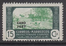 Cabo Juby Sueltos 1944 Edifil 142 ** Mnh - Kaap Juby