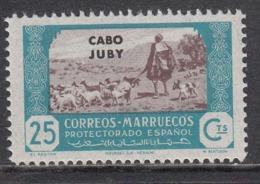 Cabo Juby Sueltos 1944 Edifil 144 ** Mnh - Kaap Juby