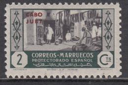 Cabo Juby Sueltos 1946 Edifil 153 ** Mnh - Kaap Juby