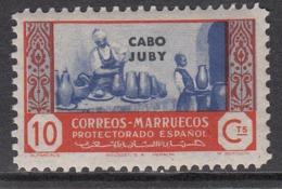 Cabo Juby Sueltos 1946 Edifil 154 ** Mnh - Kaap Juby