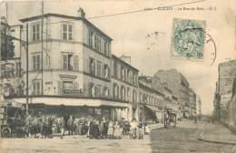 Dep - 92 - CLICHY La Rue Du Bois - Clichy