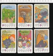 Humour Métier Vigneron Vigne Raisin Vin Bouteille Pressurage Vendanges Maturation Cave Tonneaux 135/11 - Unclassified