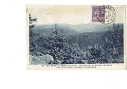 Cpa - MOSELLE , Vallée De La Sarre Blanche , Plateau Roche Des Fées - DONON GROSSMANN SCHNEEBERG N°193 KNECHT - 1928 - Autres Communes