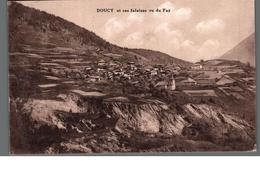Cpa 73 Doucy Et Ses Falaises Vu Du Fay  Déstockage à Saisir - Other Municipalities