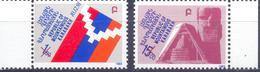 2003. Mountainous Karabakh, OP On Mich. 2/3, 2v,  Mint/** - Armenië