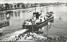 OUISTREHAM RIVA BELLA Avant Port Sortie De L'Ecluse Premier Battement D'Hélice - Ouistreham