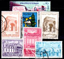 Siria-00089 - Valori Del 1960-63 (++/o) MNH/Used - Senza Difetti Occulti. - Siria