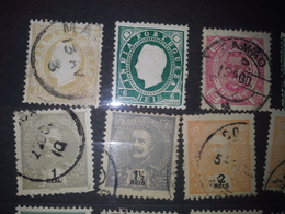 Smail Lot India Colonia Portuguesa 1880, 1915 - Francobolli