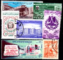 Siria-00090 - Valori Del 1960-63 (++/o) MNH/Used - Senza Difetti Occulti. - Siria