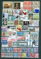 Denmark. Lot 63 Different Off Paper With Cancel. Modern,Recent Issues. - Lotes & Colecciones