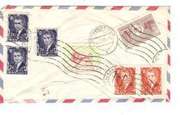 Iran Registered Air Mail Cover Teheran 1965 To Grand Duché De Luxembourg PR3878 - Iran