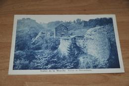 9522-   Vallée De La WARCHE - RUINES DE RHEINARDSTEIN / ANIMEE - Malmedy