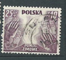 Pologne - Yvert N°   420 Oblitéré   Bce19126 - Used Stamps