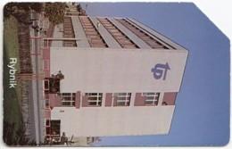 POLAND C-687 Prepaid Magnetic Telekom - Architecture, Building - Used - Polen
