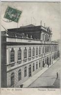 CPA - RIO DE JANEIRO - Thesouro Nacional - Edition Casa Staffa - Rio De Janeiro
