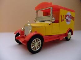 CORGI TOYS CAMION Con Publicidad LIPTONS TEAS - Corgi Toys