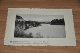 9527-   ROBERTVILLE, LE LAC DE LA WARCHE - Waimes - Weismes