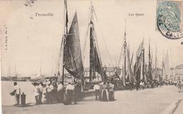 14 Trouville. Les Quais - Trouville