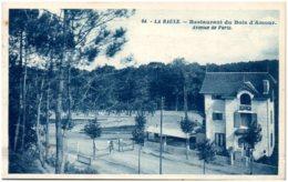 44 LA BAULE - Restaurant Du Bois D'Amour - Avenue De Paris - La Baule-Escoublac