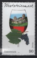 Austria (2019) - Set -  /  Food - Gastronomie - Gastronomy - Gastronomia - Wine - Grape - Vin - Raisin - Fruits - Levensmiddelen