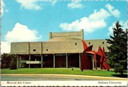 Indiana Bloomington Musical Arts Center Indiana University - Bloomington