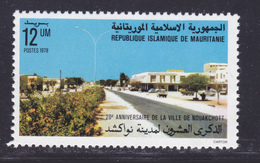 MAURITANIE N°  404 ** MNH Neuf Sans Charnière, TB (D8963) Ville De Nouakchott - 1978 - Mauritanie (1960-...)