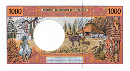 INSTITUT D'EMISSION D'OUTRE MER // Mille Francs // UNC - Banknotes