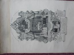 Certificat De Communion  De 1904 à Bois-le-Roy - Religion & Esotérisme