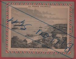 Protége Cahier Ancien La France Coloniale Baie De Diego- Suarez ; Les Malgaches - Book Covers