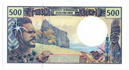 INSTITUT D'EMISSION D'OUTRE MER // Cinq Cent Francs // UNC - Banknotes