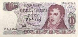 Argentina 10 Pesos, P-300 (1976) - UNC - Argentinien