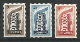 LUXEMBOURG - MNH - Europa-CEPT - Architecture - 1956 - 1956